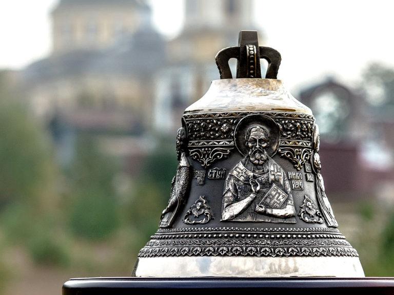 Большой церковный колокол