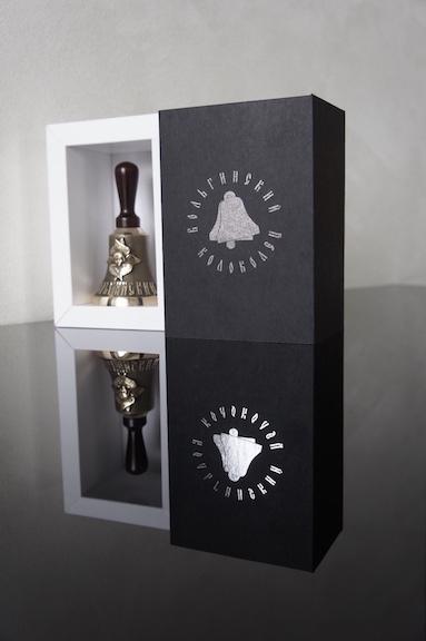Упаковка для колокольца